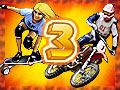 המשחק טורבו אופנוע 3 , שחקו עם הרבה אפשרויות חדשות , עכשיו זה לא רק אופנוע טורבו 3 זה המון חיות כמו פרה סוס , סקייטבורד ואפילו רולדבליידס, משחק אדיר