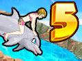 משחק טורבו אופנוע 5 חדש , שחקו הפעם עם טיפוס בעלייה על מים , כל מיני מתקנים של מים והפעם עם פחות אופנועים אבל יותר דברים מגניבים כמו דולפין או לוויתן  , משחק טורבו אופנוע חדש וכיף , תהנו
