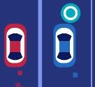 שתי מכוניות