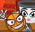 הכדור והסל - הכדור והסל הוא משחק כדורסל בסגנון טיפה שונה. משחק בו אתה צריך להגיע עם כדור לסל, לעבור שלבים ולהתקדם במשחק.