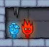 בן האש ובת המים מקדש הקרח, עוד משחק מסדרת המשחקים של בן האש ובת המים, הפעם בן האש ובת המים בתוך מקדש קרח, הזיזו את בן האש ואת בת המים כדי לעבור את כל השלבים במשחק, תהנו.