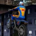 משחק מרוץ אופנועים כיף עם גרפיקה טובה