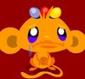 לשמח את הקוף - ביצים. משחק לשמח את הקוף - ביצים הוא משחק חשיבה מסדרת המשחקים לשמח את הקוף בו אתם צריכים לעשות פעולות במשחק, לחשוב וכך להגיע לפתרון ולעבור שלבים.