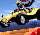 משחק כיף בו אתם צריכים להתחרות במרוץ מכוניות בשמים ולנסות להגיע ראשונים, המסלול נמצא בשמים מעל הים ואתם צריכים לאסוף שיפורים כסף, מהירות ולהשתמש בהם.