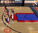 משחק הכדורסל העולמי. תבחרו קבוצה ושחקו כדורסל.