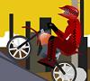 האופנוען המשוגע