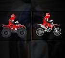 אופנוע וטרקטורון