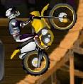 תעשו פעלולים עם האופנוע