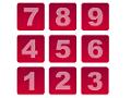 כמה מהר תצליחו להקליד , לחצו על המספרים שמופיעים . עם הצד הימני של המקלדת , נראה אותכם נכנסים לשיאים =]