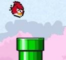 המשחק שכבש את הפלאפונים - פלאפי בירד, עם הציפור מאנגרי בירדס במקום הציפור של המשחק המקורי.