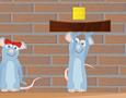 אתם מר עכבר , עליכם להביא את הגבינה לעכברה ,לחצו על המכשולים כדי להזיז אותם , על ידי חשיבה , עברו שלבים.