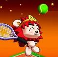 משחק טניס חמוד, נסו לנצח בטורניר הטניס והעיקר שתהנו.